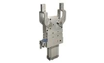 Serie: UDP40 Pneumatischer Doppelarmspanner, Ø 40 mm