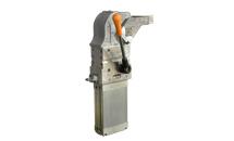 Serie: UBM80 Pneumatischer Spanner mit Handhebel, Ø 80 mm