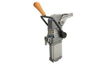 Serie: UBT40 Pneumatischer Spanner mit mittigem Handhebel, Ø 40 mm