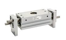 Serie: YMP40 Vergrößerter pneumatischer Parallelgreifer