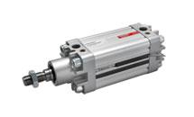 Serie: KD <br /> Druckluftzylinder ISO 15552 - SCHWERLAST-PROFIL