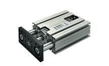 Serie: J65 <br /> Führungseinheiten für Kompaktzylinder der Serie RP Ø 25 mm