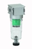 Vorfilter - Feinfilter - Aktivkohlefilter G 1/8 - G 1