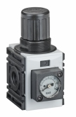 Druckregelventil mit durchgehender<br /> Druckversorgung G 1
